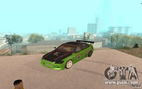 Toyota Altezza Toy Sport for GTA San Andreas