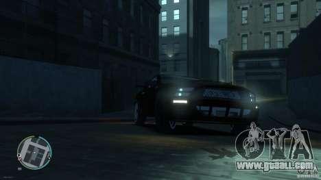 Ford Mustang GTR for GTA 4