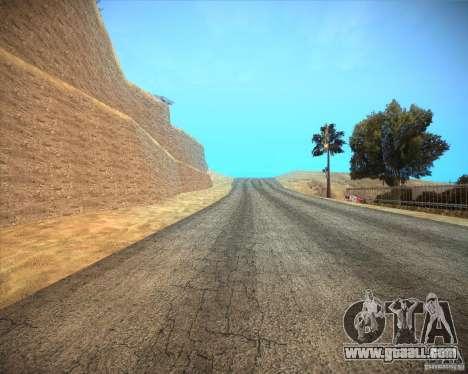 Desert HQ for GTA San Andreas