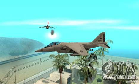 Air War for GTA San Andreas forth screenshot