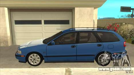 Volvo V40 - Stock for GTA San Andreas left view