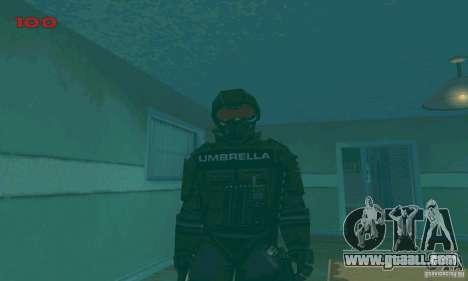 Seal of Ambrelly for GTA San Andreas third screenshot