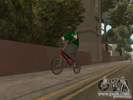 New Sweet for GTA San Andreas fifth screenshot
