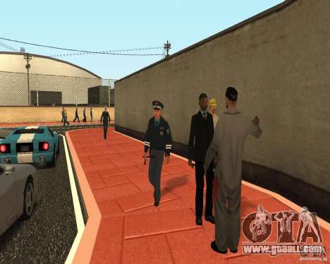 Major DPS for GTA San Andreas second screenshot
