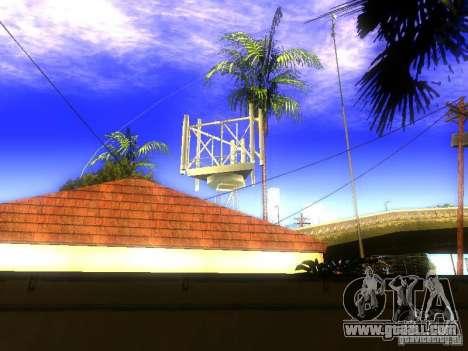 Base of Grove Street for GTA San Andreas forth screenshot
