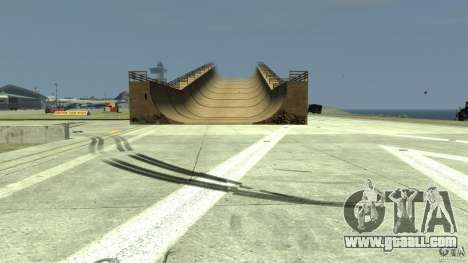 New Map Mod for GTA 4