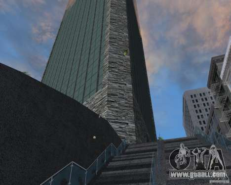 New texture of skyscraper for GTA San Andreas second screenshot