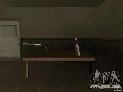 Pak domestic weapons for GTA San Andreas third screenshot