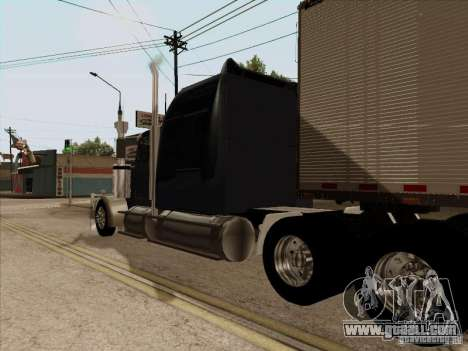 Western Star 4900 Aust for GTA San Andreas back view