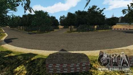 Bihoku Drift Track v1.0 for GTA 4 fifth screenshot