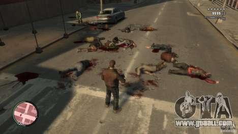 Contagium v1.2b for GTA 4 sixth screenshot