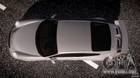 Porsche GT3 997 for GTA 4 side view