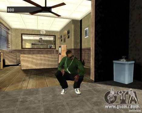 Hidden interiors 3 for GTA San Andreas second screenshot