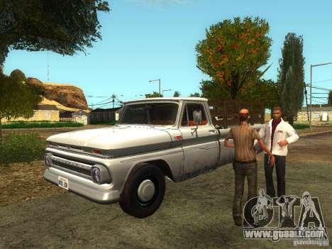 Renewal of the hospital at Fort Carson for GTA San Andreas forth screenshot