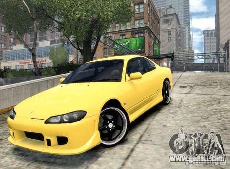 Nissan Silvia S15 for GTA 4