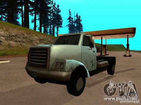 Yankee Truck for GTA San Andreas