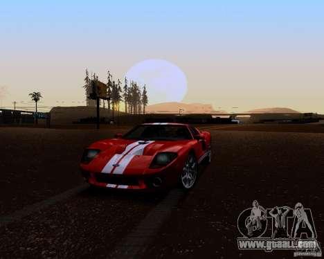 Real World v1.0 for GTA San Andreas fifth screenshot