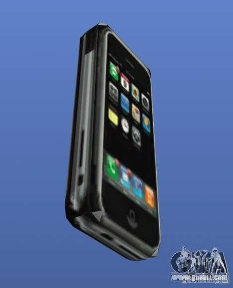 IPhone for GTA 4 third screenshot