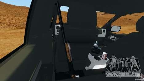 Ford F-150 SVT Raptor for GTA 4