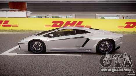 Lamborghini Aventador LP700-4 2011 [EPM] for GTA 4 left view