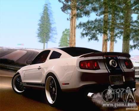 SA_NGGE ENBSeries for GTA San Andreas forth screenshot