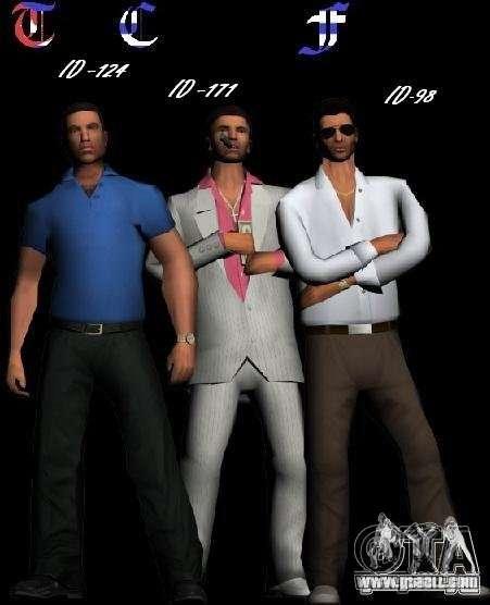 La Cosa Nostra for GTA San Andreas