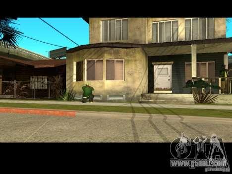 Great Theft Car V1.0 for GTA San Andreas second screenshot