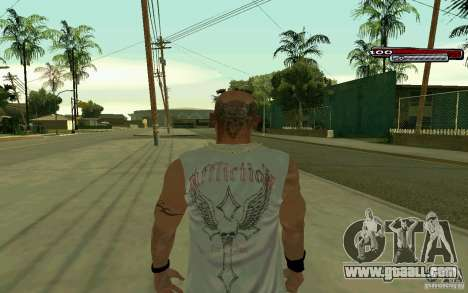 Mexican Drug Dealer for GTA San Andreas forth screenshot