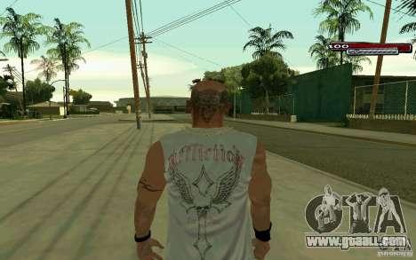 Mexican Drug Dealer for GTA San Andreas forth screenshot