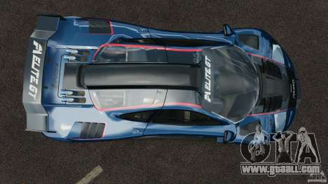 McLaren F1 ELITE for GTA 4 right view