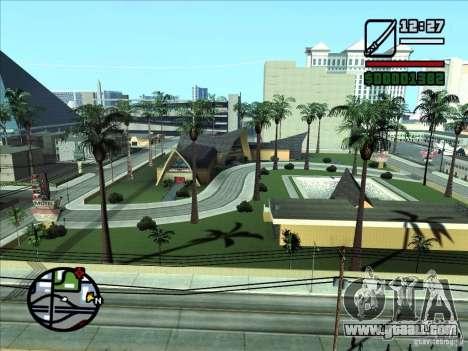 ENB NOV 2010 for GTA San Andreas third screenshot