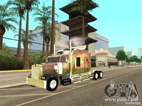 Kenworth W900 for GTA San Andreas