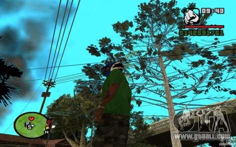 New Grove-Street for GTA San Andreas forth screenshot