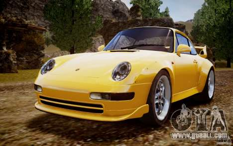 Porsche 911(993) GT2 1995 for GTA 4
