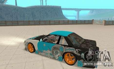 Nissan Silvia S13 NonGrata for GTA San Andreas right view