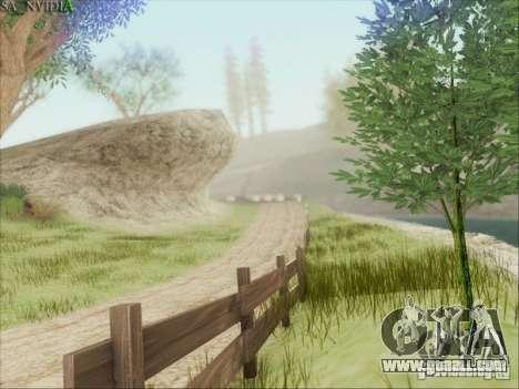 SA_Nvidia Beta for GTA San Andreas forth screenshot