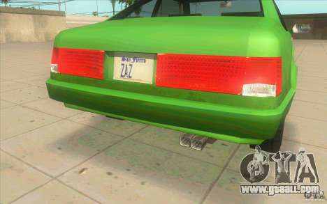 Mad Drivers New Tuning Parts for GTA San Andreas seventh screenshot