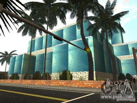 Obnovlënyj Hospital of Los Santos v. 2.0 for GTA San Andreas sixth screenshot