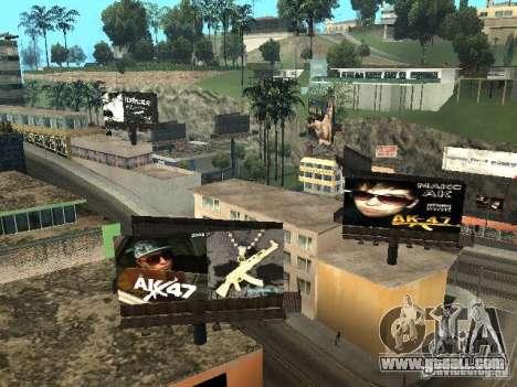 Rep quarter v1 for GTA San Andreas eighth screenshot