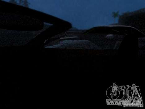 Aston Martin DB9 Volante 2006 for GTA San Andreas side view