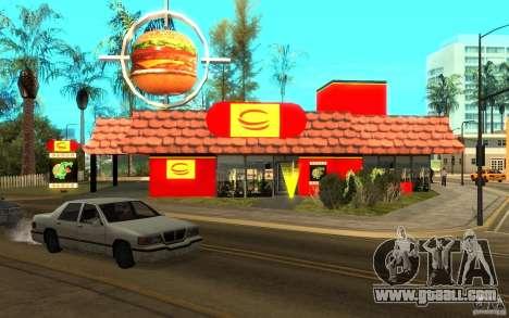 Pumper Nic Mod for GTA San Andreas third screenshot