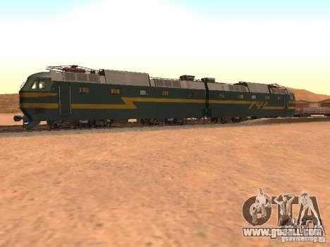 Cs7 233 for GTA San Andreas left view