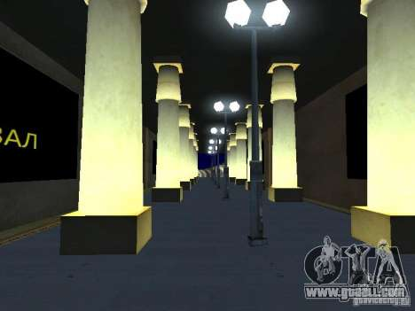 Greatland-Grèjtlènd v0.1 for GTA San Andreas forth screenshot