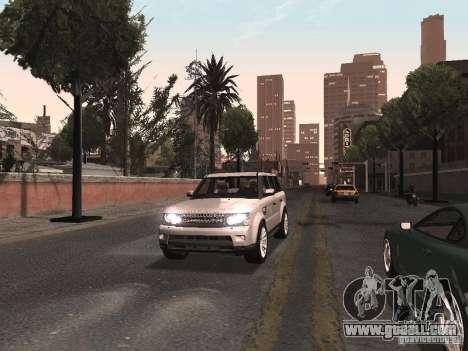 ENBSeries v 2.0 for GTA San Andreas