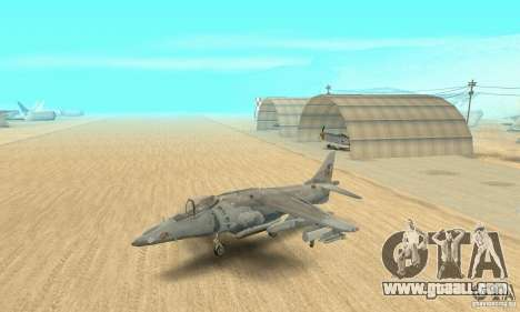 Fighter for GTA San Andreas