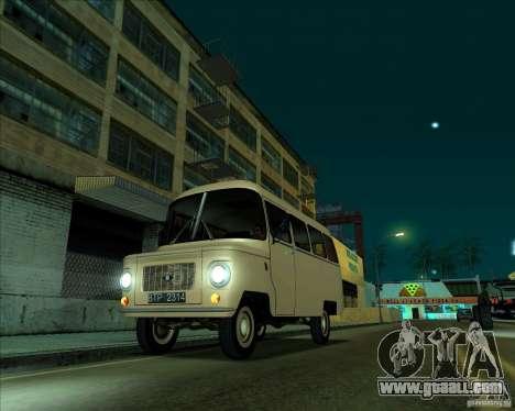FSD Nysa 522 for GTA San Andreas