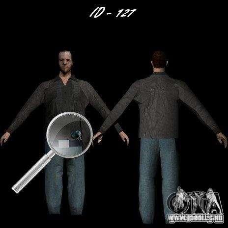 La Cosa Nostra for GTA San Andreas third screenshot