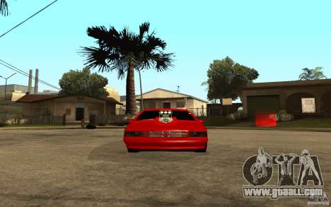 Chevrolet Impala 1995 for GTA San Andreas right view