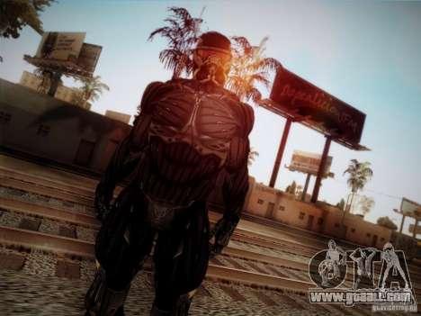 Crysis 2 Nano-Suit HD for GTA San Andreas