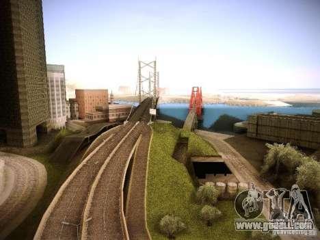 Increased drawing machines and pedov for GTA San Andreas forth screenshot